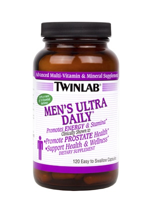 Twinlab Mens Ultra Daily   120 капсул