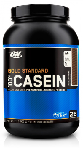 Optimum Nutrition 100% Gold Standart Casein Protein 900 г