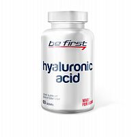 Be First Hyaluronic Acid 60 таблеток