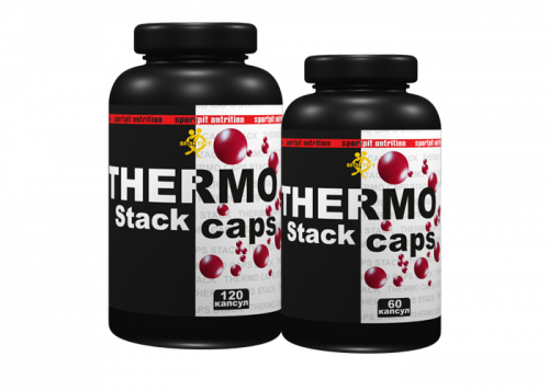 SportPit Thermo Caps Stack 60 капсул