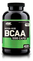 Optimum Nutrition BCAA 1000 Caps 400 капсул