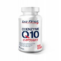 Be First Coenzyme Q10  60 капсул