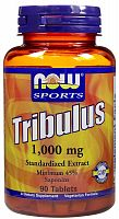 NOW Tribulus 1000 mg 90 таблеток