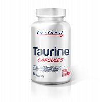 Be First Taurine  90 капсул