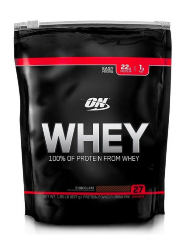 Optimum Nutrition Whey Powder 837 г