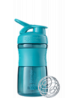 Blender Bottle SPORTMIXER Голубой 591 мл