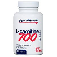 Be First L-carnitine  60 капсул